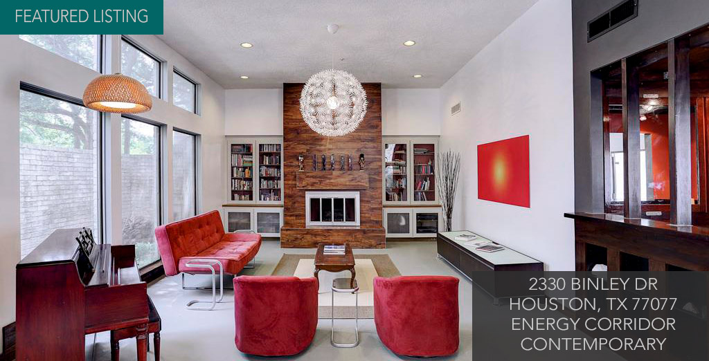 the best source for modern homes condos lofts within the houston area - Houston Modern Homes