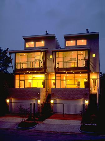 Memorial Heights Townhomes Houston