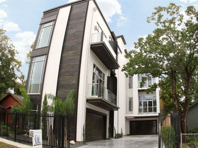 Jackson Hill Townhomes Houston