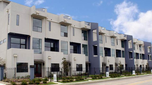 Downtown Lofts Midtown Townhomes Houston Tx